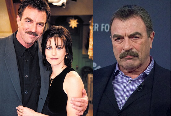 Tom Selleck (Dr Richard Burke)