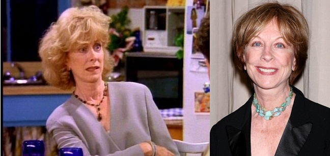Christina Pickles (Judy Geller)