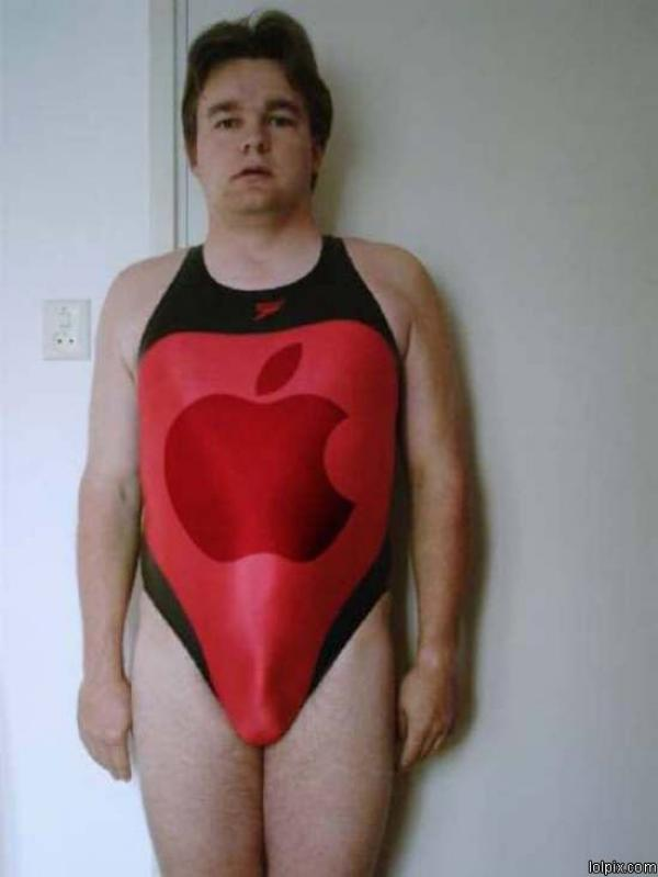 maillot de bain apple