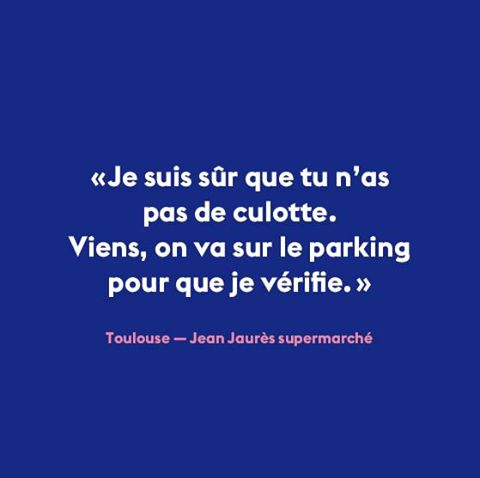 pires phrases de harcèlement de rue entendues par les femmes applaudis parking