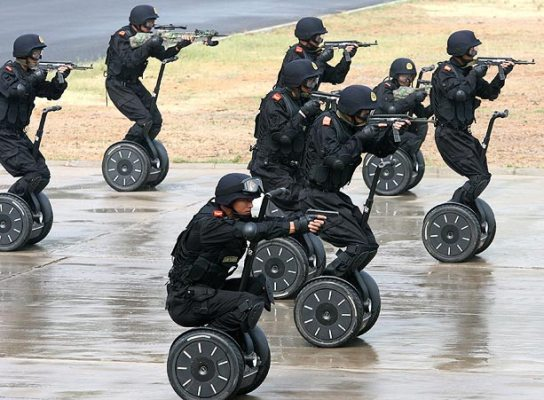 fails hilarants de Segways