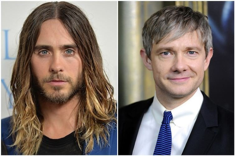 Jared Leto et Martin Freeman (1971)