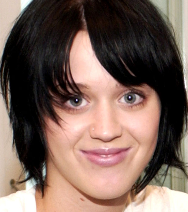 Katy Perry en 2002 photo surprenante changement physique
