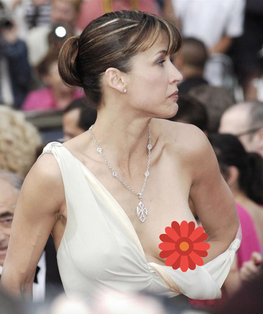 Photos Sophie Marceau à Cannes