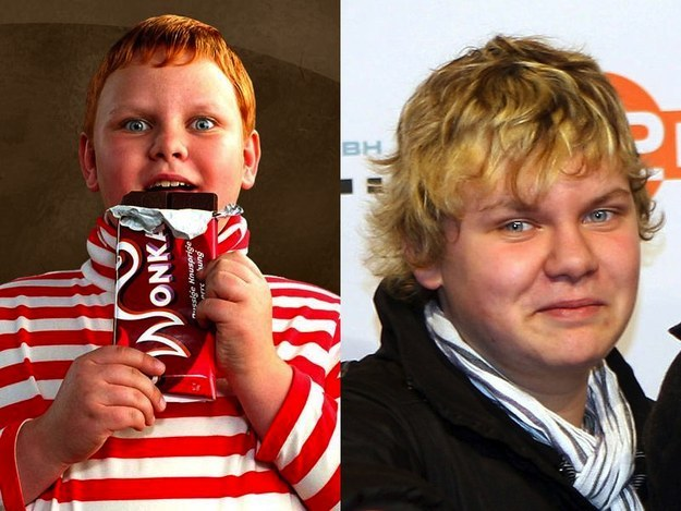 Philip Wiegratz (Augustus Gloop)