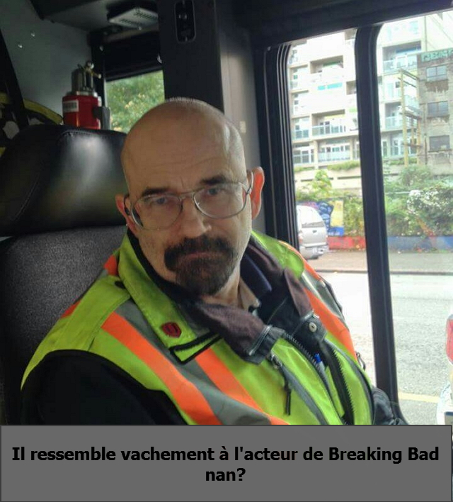 choses fascinantes utiles à savoir - chauffeur Breaking Bad