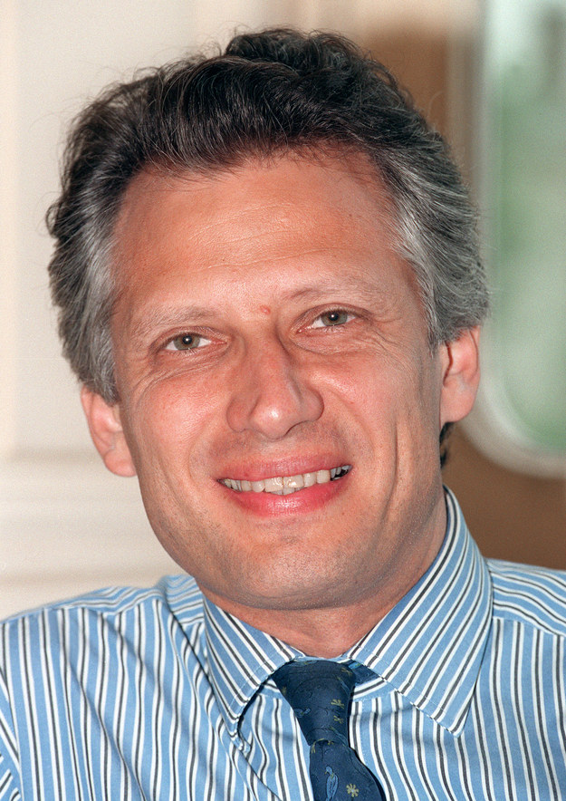 Dominique de Villepin, 1993.
