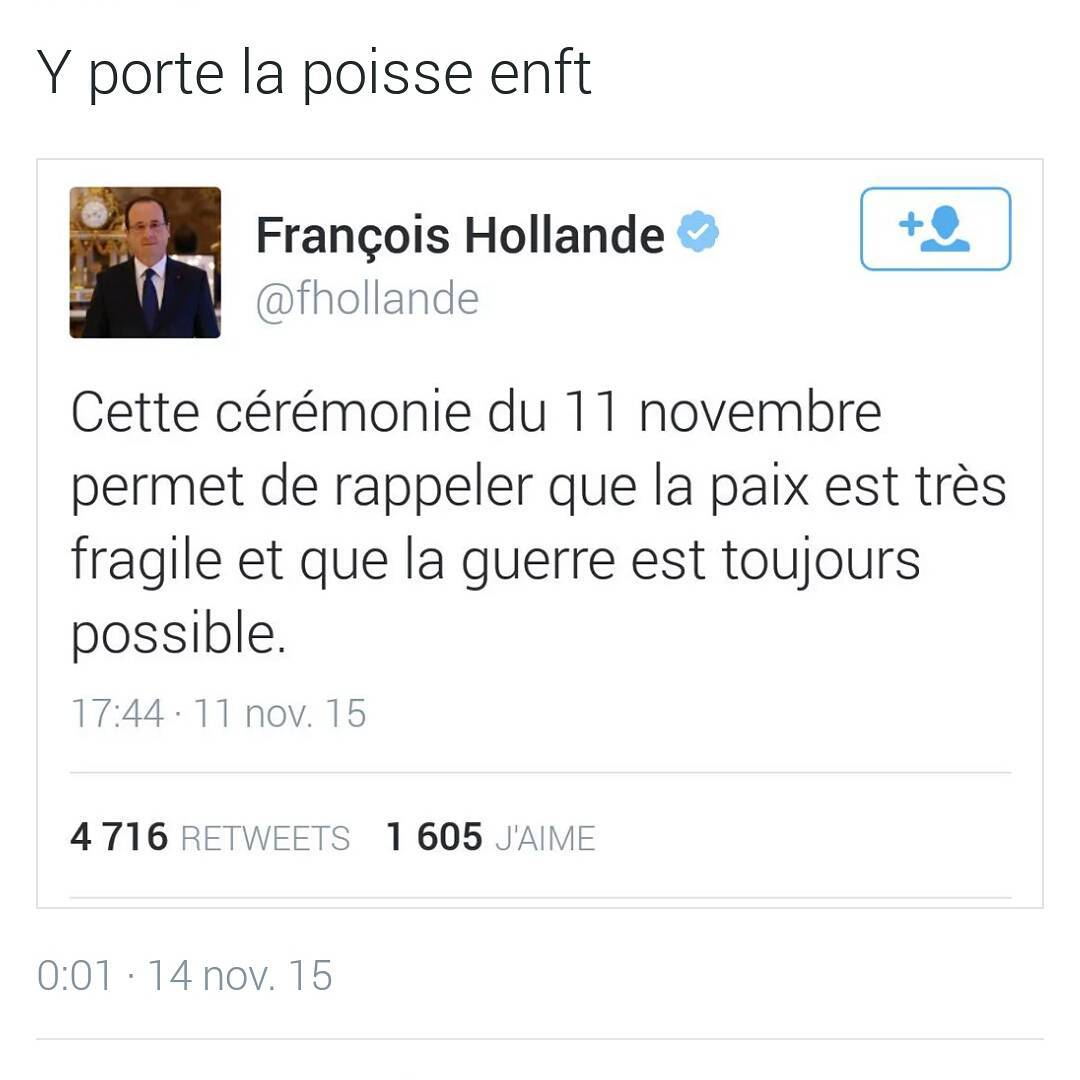photo soutien victime attentat de Paris