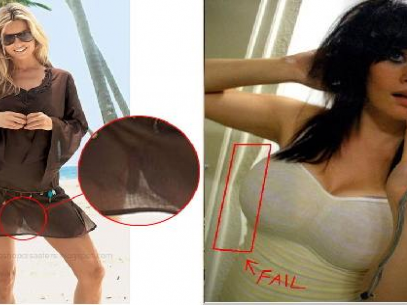 Top 25 des plus gros fails photoshop