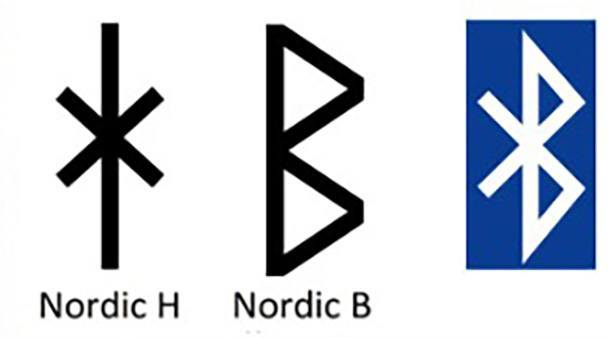 symbole bluetooth signification