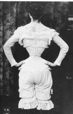 photo corset de guepe
