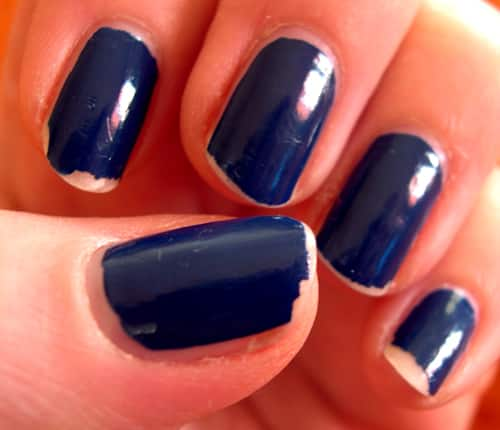 vernis ecailles ongles