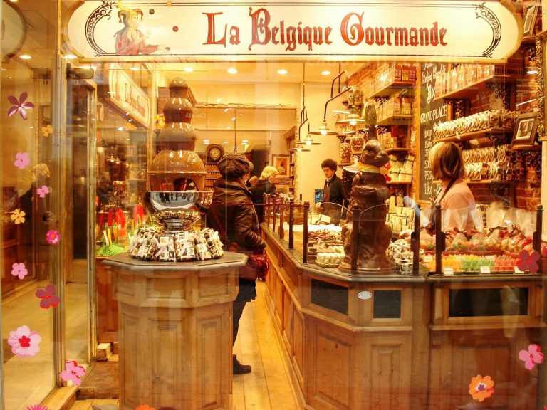belgique gourmande chocolaterie