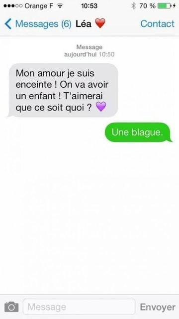 sms blague couple